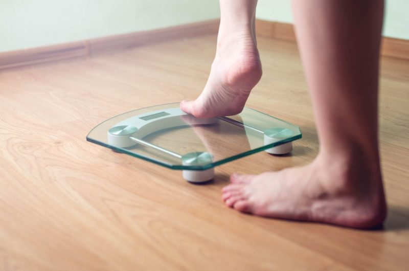 Are your bathroom scales weighing you down?